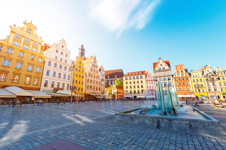 Wrocław na długi weekend